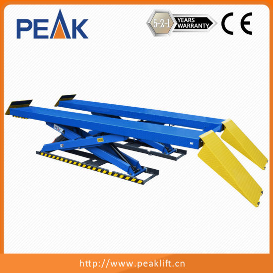 5500kg CE Approval Hydraulic Scissors Lift (PX12) pictures & photos
