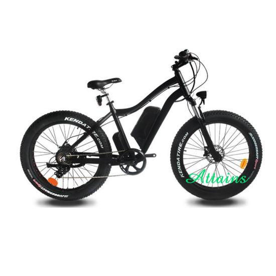 ea74ef09882 China E Bike Mountain Bike From Electric Motorized Bicycle with Big ...