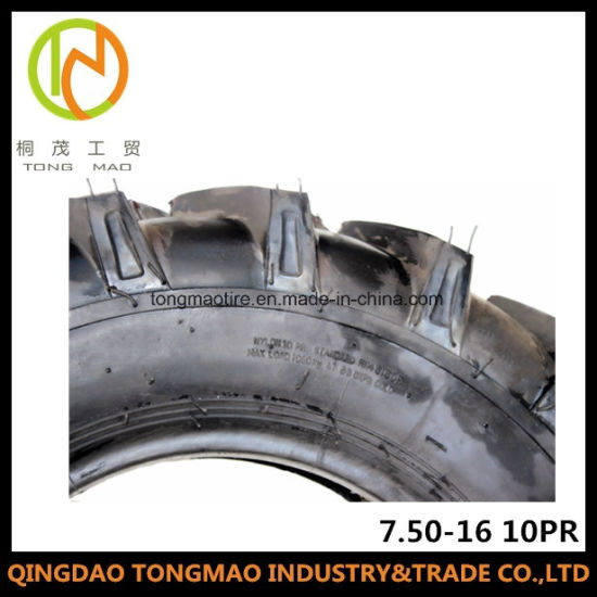 Tractor Agricultural Radial Tyre for Sale (7.50-16) pictures & photos