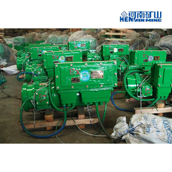 10 Tons CD Hoist with Trolley Electric Wire Rope Hoist