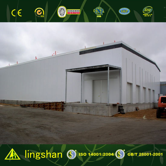 Modern Low Cost Prefabricated Cold Storage & China Modern Low Cost Prefabricated Cold Storage - China Cold ...