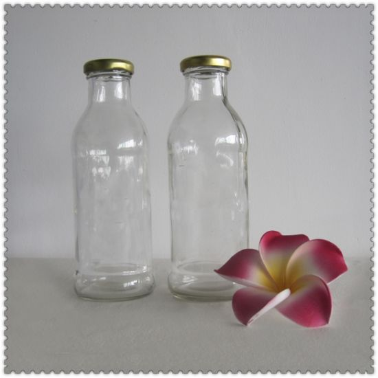 Glass Water Bottle of Vista Packing