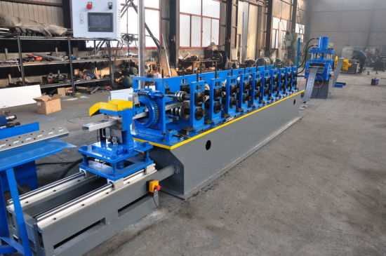 Automatic Roll Forming Machine for Gypsum Profile Stud and Track pictures & photos