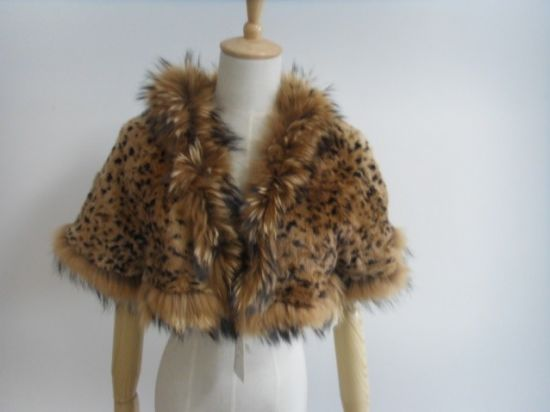 Natural-Fur-Vest-Es821-13 pictures & photos