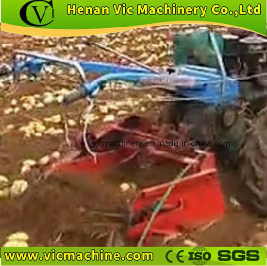 4u1 Potato Harvester, farm machinery pictures & photos