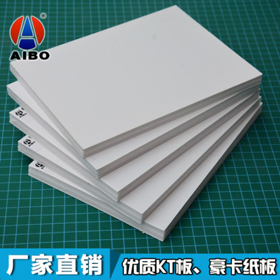 5mm 10mm White Paper Board for Graphic-Arts for Europe Markets pictures & photos