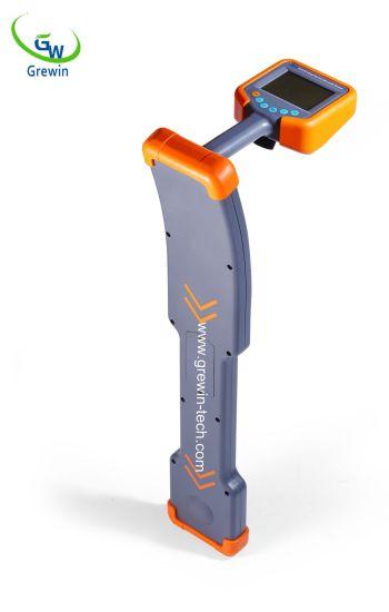 197K/512 Hertz Underground Pipe Detector Cable Fault Tester Locator