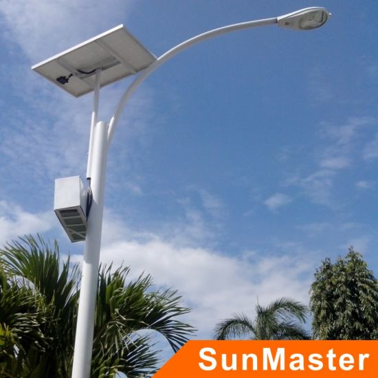 18W CE RoHS 7m High Pole Solar Powered LED Night Lights for Sale pictures    photos e5db9f5d8