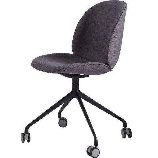PP Plastic Shell Gubi Beetle Cafe Office Chair for Restaurant