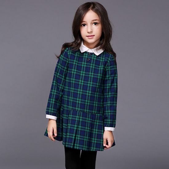 China Wholesale Customised Pinafore Primary School Uniform