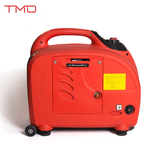 Smart Silent Portable Digital Inverter Gasoline Generator 1kVA to 5kVA pictures & photos
