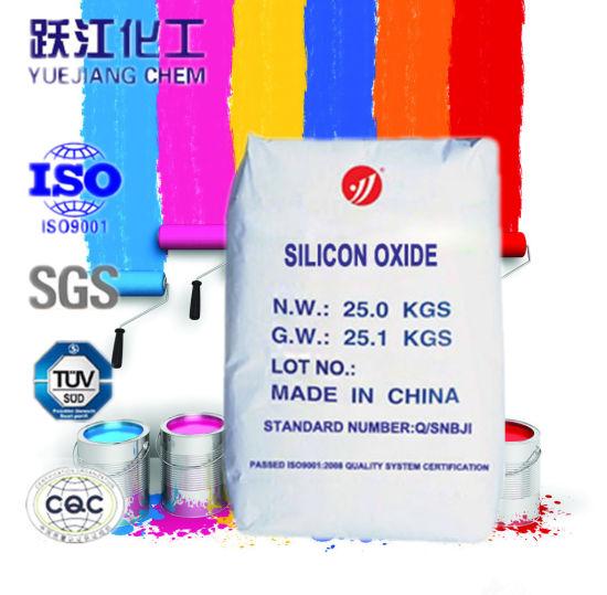 Precipitated Silica White Powder / White Carbon Black Price