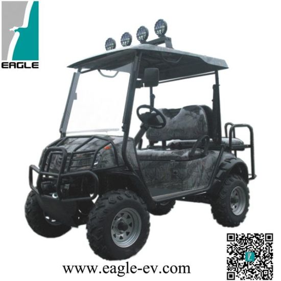 4WD Four Seats Electric Hunting Buggy with CE Approved, Lsv pictures & photos