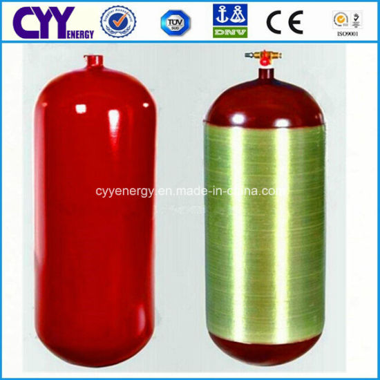 China CNG Oxygen Nitrogen Lar Acetylene CO2 Hydrogeen CNG
