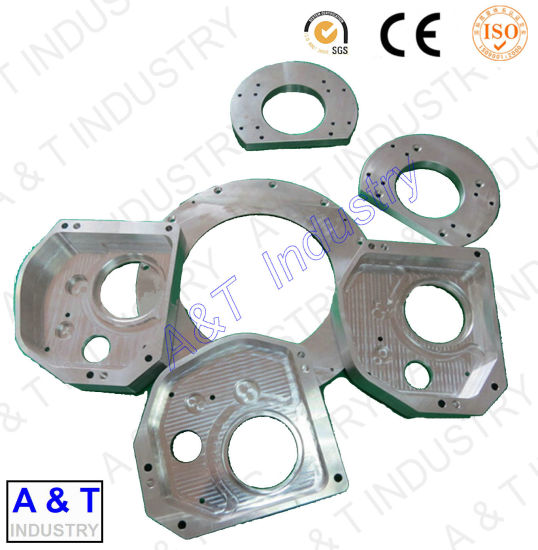 CNC Customized Aluminum/Stainless Steel Sharp Vertical Milling/Turning Machine Spare Part pictures & photos