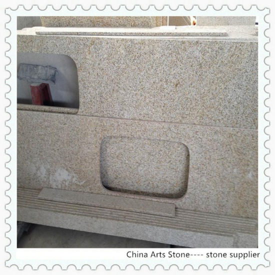 G682 Shangdong Granite Kitchen Countertop, Vanity Tops, Slabs