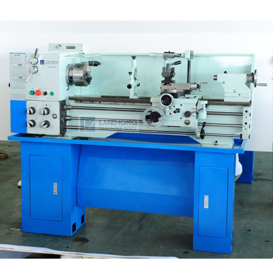 Variable Speed Bench Lathe Machine (Lathe Machine CZ1237V CZ1337V) pictures & photos