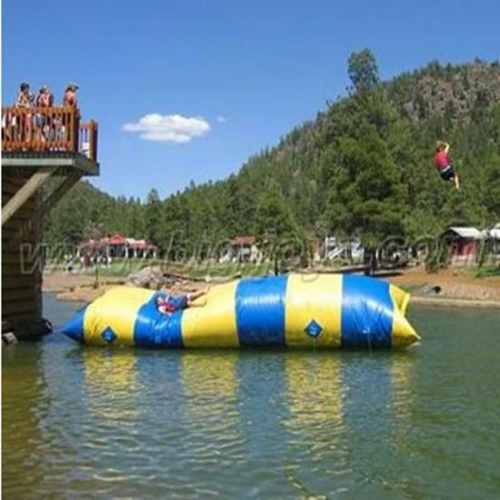 Inflatable Water Blobs , Blob Water Toy (water park-12)