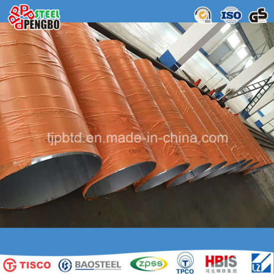 DIN 13crmo44 Incoloy 600 Steel Pipe with CE pictures & photos