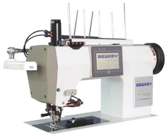 Sk-Gl785 Advanced Good Quality Hand Stitch Sewing Machine