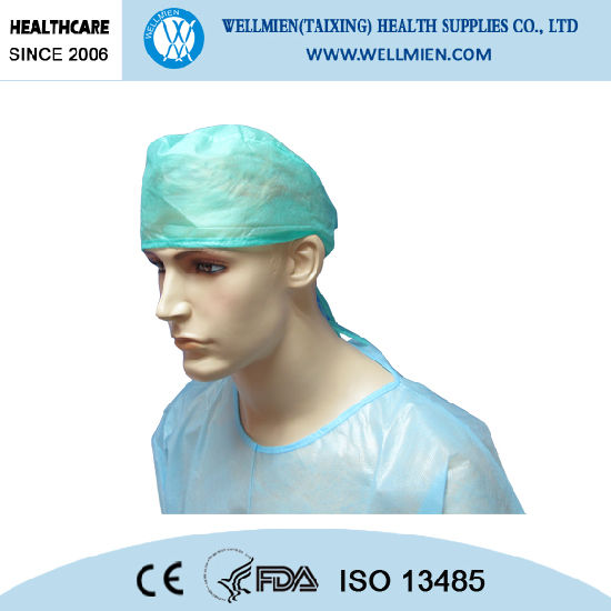 High Quality of Disposable SBPP Surgical /Doctor Cap pictures & photos
