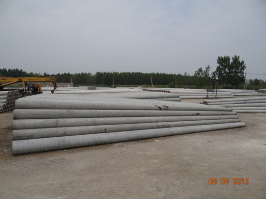 Best Prices Prestressed Concrete Pole Steel Mould in China pictures & photos