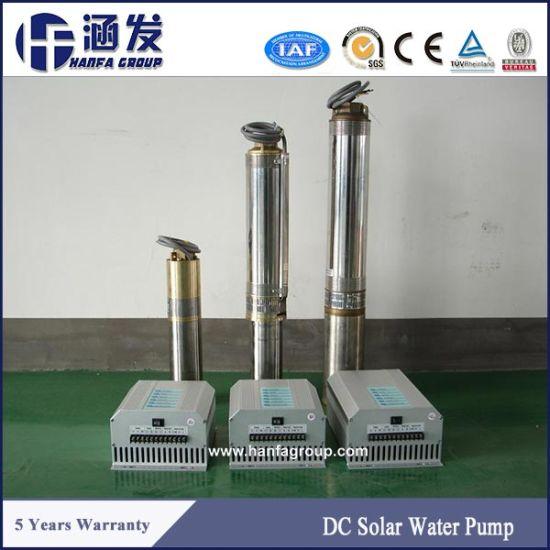 High Pressure Soalr Water Pump pictures & photos