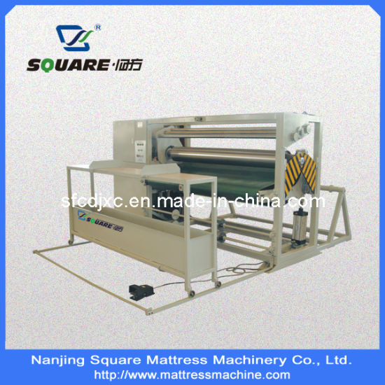 Pocket Spring Rolling and Packing Machine