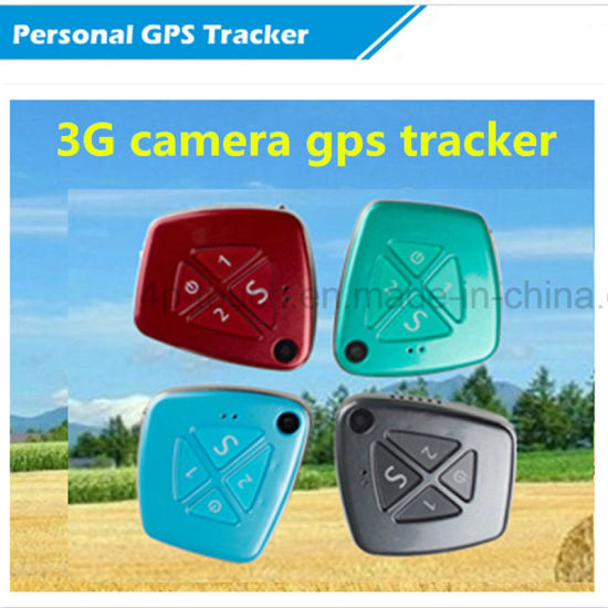 3G Network Elderly GPS Tracker with Camera (V42) pictures & photos