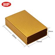 Electrical Metal Waterproof Junction Box Type Aluminium Enclosure