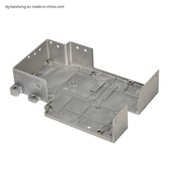 Die Casting CNC Precision Machining Spare Part of Car Vehicle Automatic Equipment