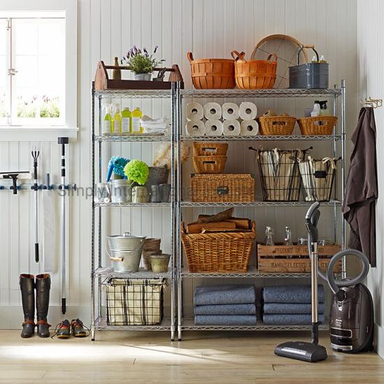 Washing Laundry Supplies Storage Metal