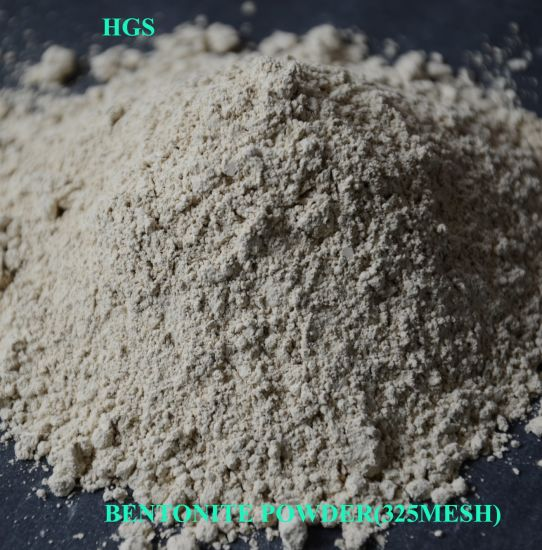 High Quality Active White Soil and Granular White Soil Used Bentonite pictures & photos