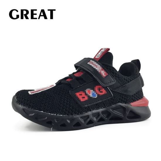 Greatshoe Kids Sport Casual Shoes Fashion Children Sneakers Sport Shoes pictures & photos