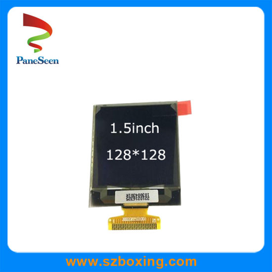 1 5 Inch 128*128 White Display Color Mono OLED