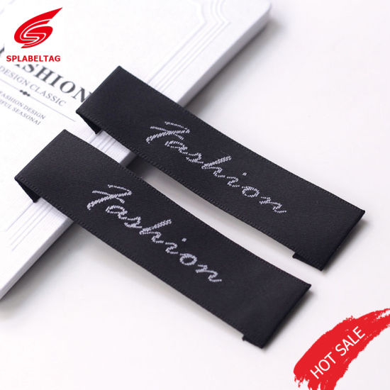 Factory Good Quality Customized Woven Label for Sport Garment