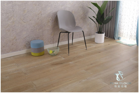 Oak Engineered Wood Flooring, Nature Color, Saw Mrak/Hardwood Flooring/ Solid Wood Flooring pictures & photos