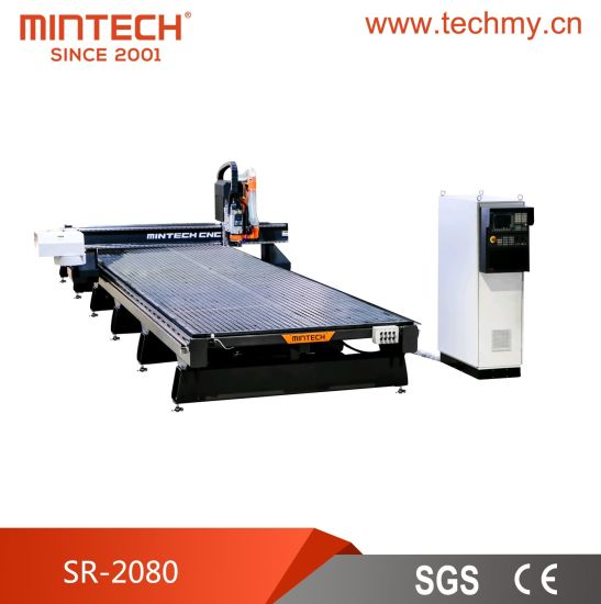 Customized CNC Router Woodworking Engraving Cutting Machine for Acrylic/Wood/Aluminum/Copper/Plastic