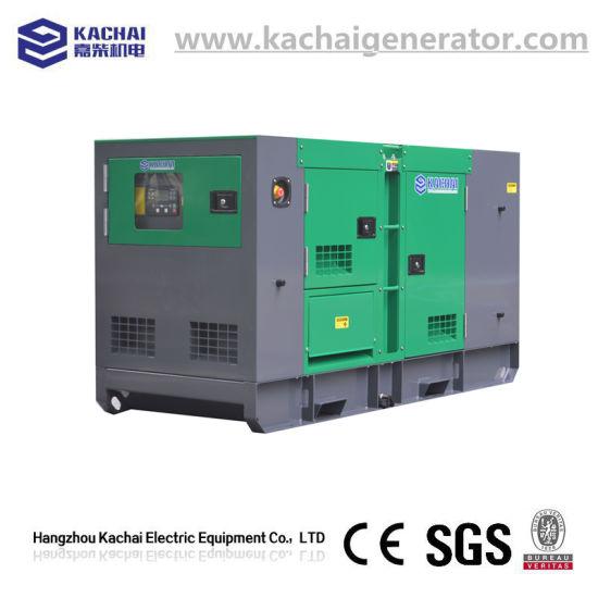 7.5kVA-2750kVA Diesel Genset Super-Silent Silent /Soundproof Power Electric Diesel Generator Industrial/Home-Use Generator with Cummins/Ricardo/Perkins/Deutz.