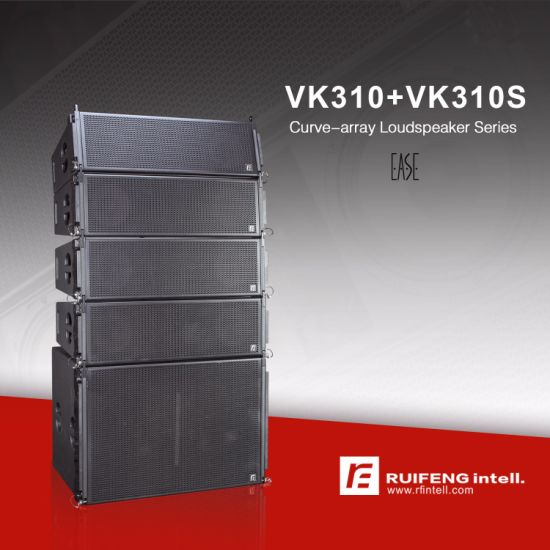 Professional Speaker PRO Audio System Three-Way Large Touring Line Array Speaker System PA Speaker Vk310