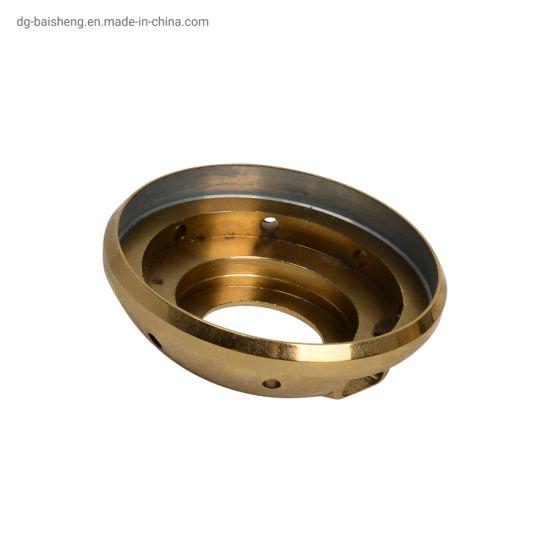 CNC Machining Machinery Machined Aluminum Stainless Steel Zinc Brass Housing