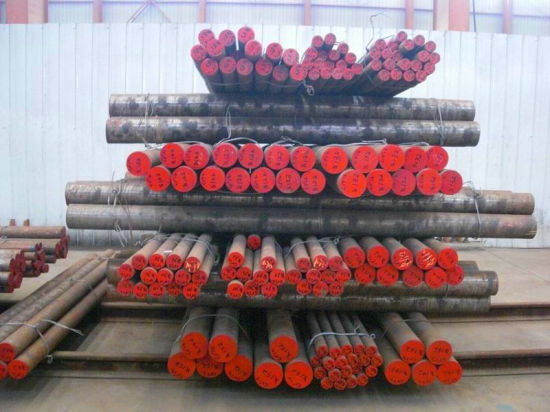 DIN 1.2080 Forged Alloy Tool Steel Round Bar pictures & photos