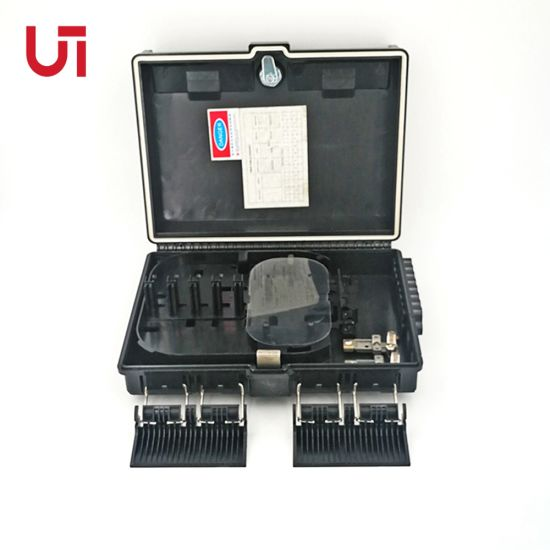 FTTH Terminal Box Waterproof IP66 Outdoor 8/16 Core Fiber Optic PLC Splitter Distribution CTO Box Wholesale Price