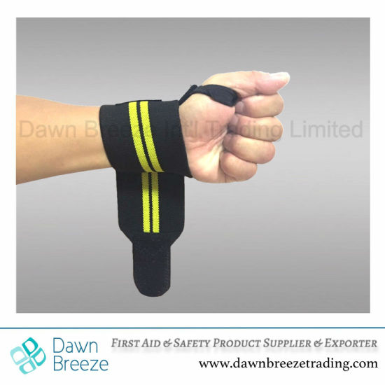 Weight Lifting Wrist Strap Band with Thumb Loop
