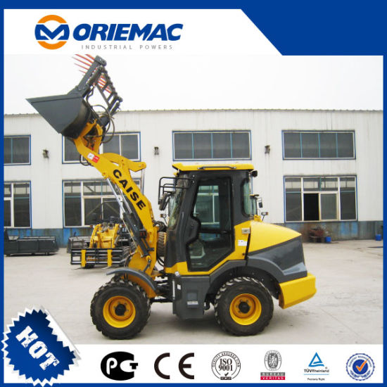 Hot Selling Caise 1.5 Ton Mini Wheel Loader with CE pictures & photos