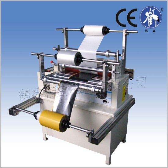 Laminate Kiss Cut Rewinding Machine for Foam Adhesive Tapes pictures & photos