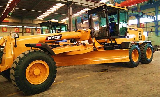 Land Levelling Machine Motor Grader Land Grader Py9220 pictures & photos