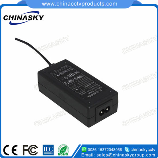 Ce Approved 24W 12V Camera Power Supply Adapter (S1220D)