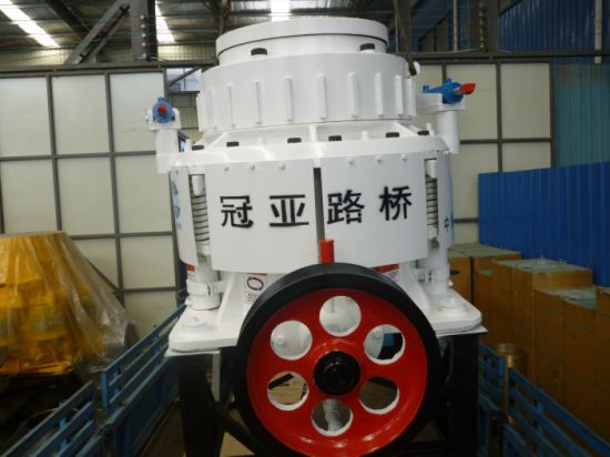 White Lai Cone Crusher for Stone Rock Crushing Wlc600 pictures & photos