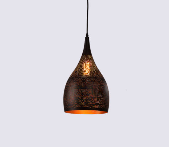 Hanging Restaurant Metal Vintage Nordic Pendant Lighting Lights